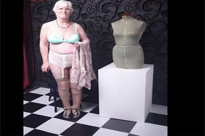 Alte Omas 60+ Compilation mit geilen Oma Bildern